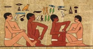 Massage Therapy in Ancient Egypt
