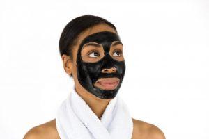 charcoal peel mask