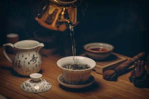 Green tea is good for asthma