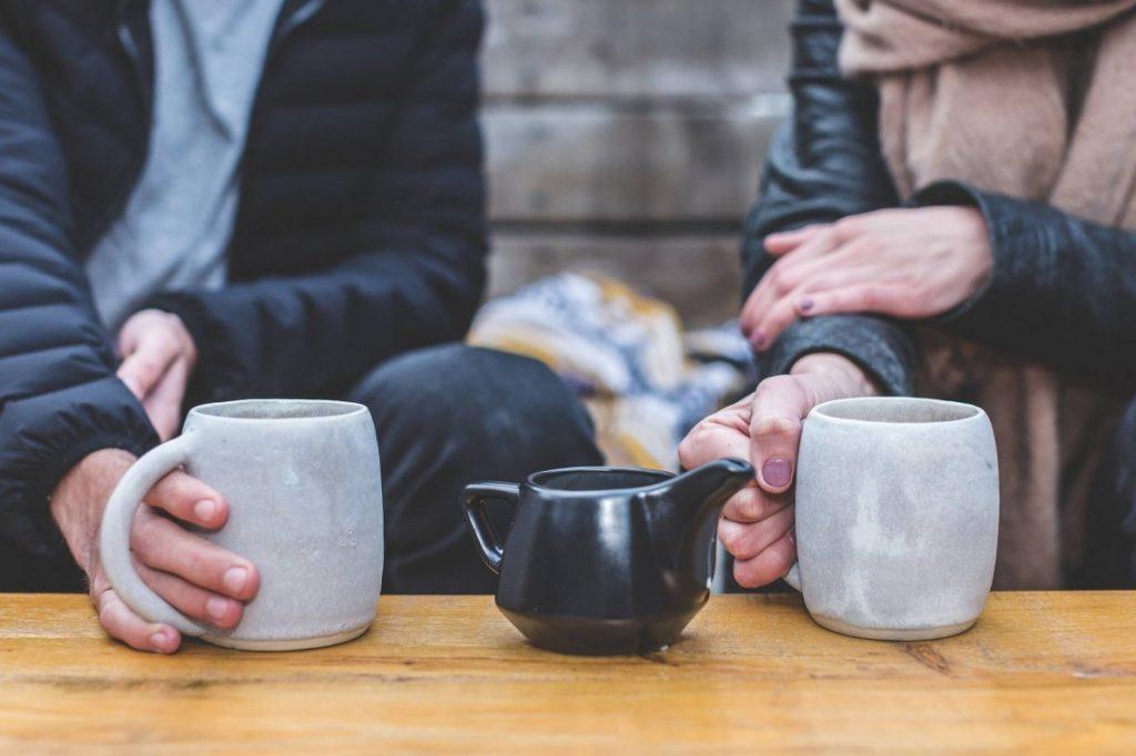 Green tea helps reduce stress