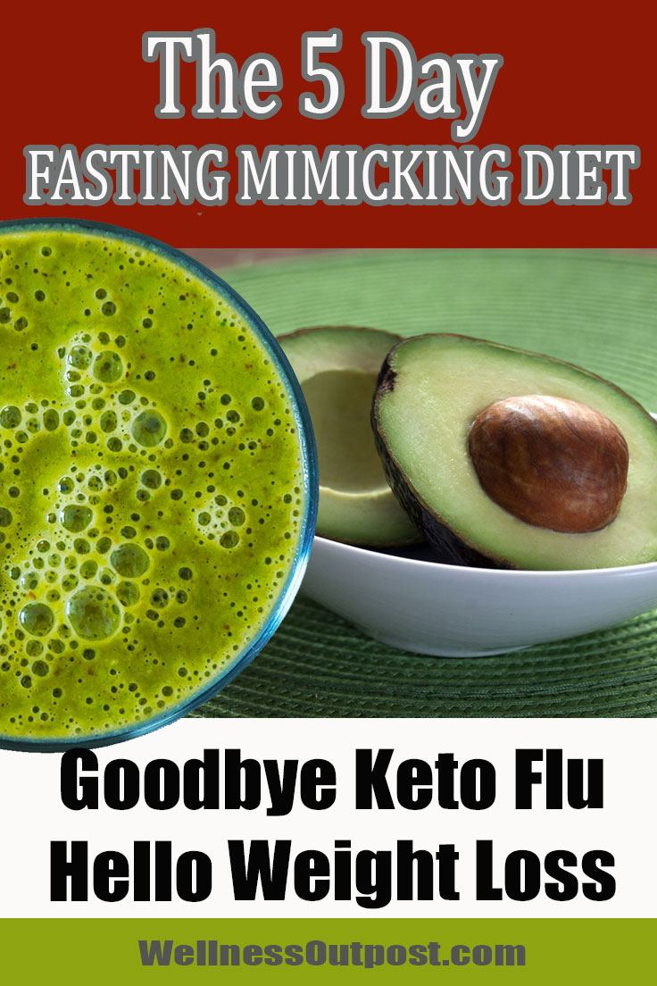 How To Do The Fasting Mimicking Diet (A 5 Day Plan For