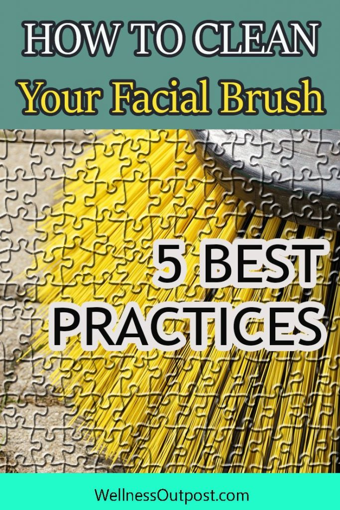 how-to-clean-your-face-brush