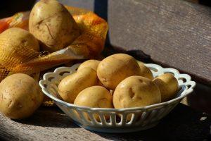 Nutrients in potatoes