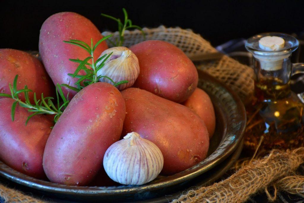 Delicious potatoes