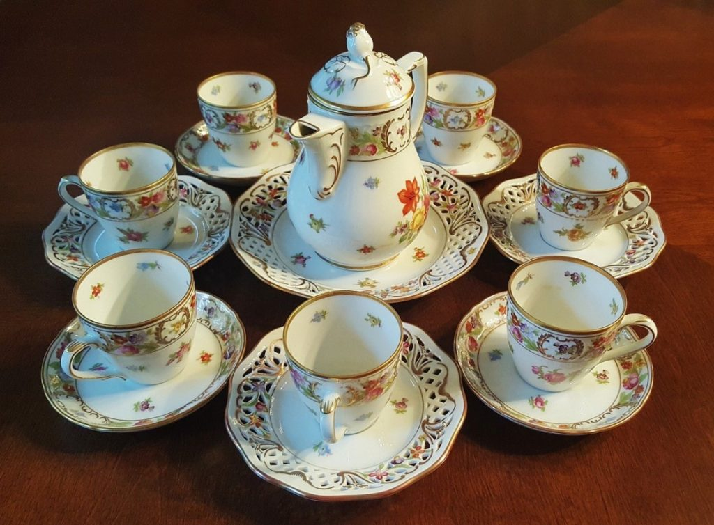 Tea in Europe