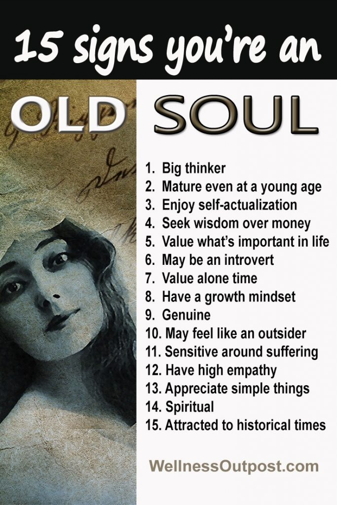 Old soul signs pinterest