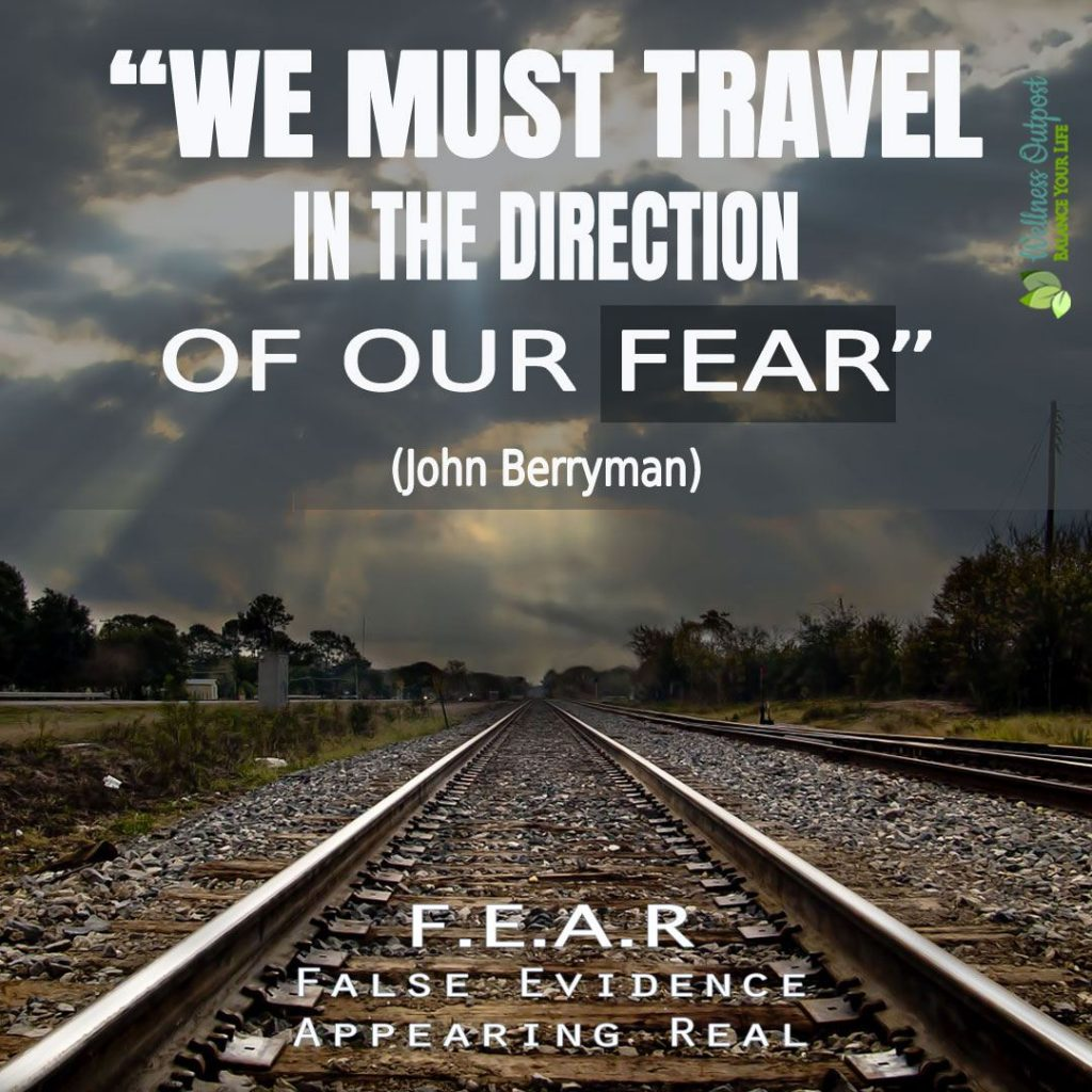 We-must-travel-in-the-direction-of-our-fear-quote-Instagram
